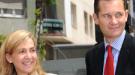 La Infanta Cristina e Iñaki Urdangarín juntos y ajenos a los rumores de separación