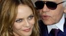 Vanessa Paradis, musa de Karl Lagerfeld, derrocha estilo en Saint Tropez