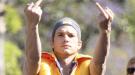 Ashton Kutcher y otros famosos que sorprenden con sus malos modales