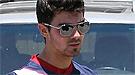Joe Jonas viste la camiseta de Estados Unidos para 'salvar' a Nick Jonas