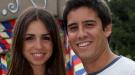 Elena Furiase presume de novio antes del estreno de la séptima temporada de 'El internado'
