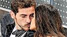 Reencuentro de Iker Casillas y Sara Carbonero en Sudáfrica