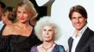 Cameron Diaz, Tom Cruise y la Duquesa de Alba, un trío de cine