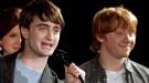 Daniel Radcliffe inaugura el parque temático de 'Harry Potter'