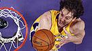 Pau Gasol: Dos anillos de la NBA con los Lakers y uno de novio