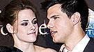 Kristen Stewart y Taylor Lautner, dos cómplices en el estreno de 'Eclipse' en Roma