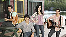 Sale a la luz la primera imagen de 'Camp Rock 2: The Final Jam'