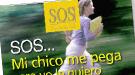 'SOS... Mi chico me pega pero yo le quiero', un libro de ayuda a la mujer