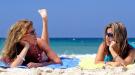 Ejercicios de verano para hacer en la toalla