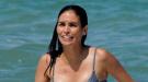 Inés Sastre enseña sus curvas en las playas de Cádiz