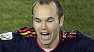 Iniesta dedica el gol del Mundial 2010 al fallecido Dani Jarque
