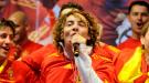 Bisbal y Bustamante ponen música al triunfo histórico de España en el Mundial