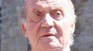 El Rey Juan Carlos I preside los actos del Día de Santiago con bastón
