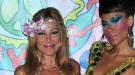 Ana Obregón y Eugenia Martínez de Irujo lo dan todo en la fiesta 'Flower Power'