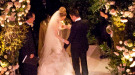 Hilary Duff se casa con Mike Comrie en una boda de ensueño