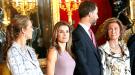 La mala relación entre las infantas y Letizia hace que el rey intervenga