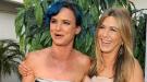 Las ex de Brad Pitt, Jennifer Aniston y Juliette Lewis, compañeras de trabajo