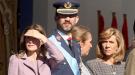 El tenso reencuentro de Letizia y las infantas ensombrecerá la boda de Nicolás de Grecia