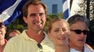 Nicolás de Grecia y Tatiana Blatnik, nerviosos en los ensayos de su gran boda