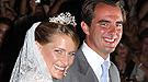 Todas las imágenes de la emotiva boda de Nicolás de Grecia y Tatiana Blatnik