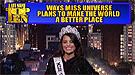 La Miss Universo Jimena Navarrete ridiculizada en el 'Late Show' de la CBS