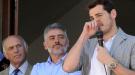 Lágrimas de Iker Casillas al ser nombrado hijo predilecto de Navalacruz