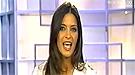 Sara Carbonero demuestra su soltura hablando italiano en televisión