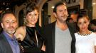 Los actores de 'Águila Roja' brillan en el Festival de Vitoria