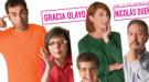 El humor de psiquiátrico regresa al teatro con 'TOC TOC'