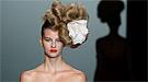 Las ninfas de Elisa Palomino desfilan en la Pasarela Cibeles Madrid Fashion Week