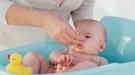 Consejos de higiene genital de los bebés