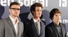 Justin Timberlake, protagonista de 'La red social', llena de glamour Madrid