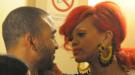Rihanna y su novio Matt Kemp, derroche de caricias en público