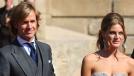 Rafael Medina, Duque de Feria, y Laura Vecino protagonizan la boda del año