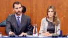 Felipe y Letizia se preparan para entregar los premios Príncipe de Asturias