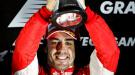 Fernando Alonso, un nuevo ídolo en Italia