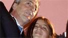 Florencia Kirchner vuelve a Argentina para dar el último adiós a su padre