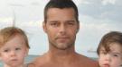 Ricky Martin prepara nuevo disco y gira junto a sus gemelos