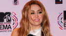 Miley Cyrus, la más alocada durante la fiesta post gala de los MTV 2010