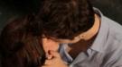 Robert Pattinson y Kristen Stewart: los besos más apasionados en el rodaje de 'Amanecer'