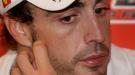 Fernando Alonso solo, derrotado y sin Raquel del Rosario tras perder el campeonato de F1