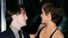 Miradas y gestos cómplices entre Daniel Radcliffe y Emma Watson en Nueva York