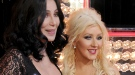 Cher regresa a la vida pública gracias a la insistencia de Christina Aguilera
