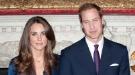 Los detalles más curiosos del compromiso entre Guillermo de Inglaterra y Kate Middleton