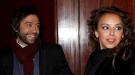 Chenoa, muy cariñosa con su novio Alain Cornejo en el estreno de 'Los Miserables'