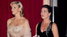 Charlene Wittstock y Carolina de Mónaco, dos grandes amigas en la ópera