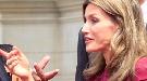 Doña Letizia, incómoda y abochornada en su visita oficial a Perú