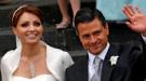 La actriz Angélica Rivera celebra una boda espectacular con Enrique Peña