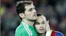 Sara Carbonero e Irina Shayk, el único consuelo de Casillas y Cristiano Ronaldo tras la humillación