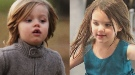 Shiloh Jolie-Pitt VS Suri Cruise: las niñas más estilosas de Hollywood